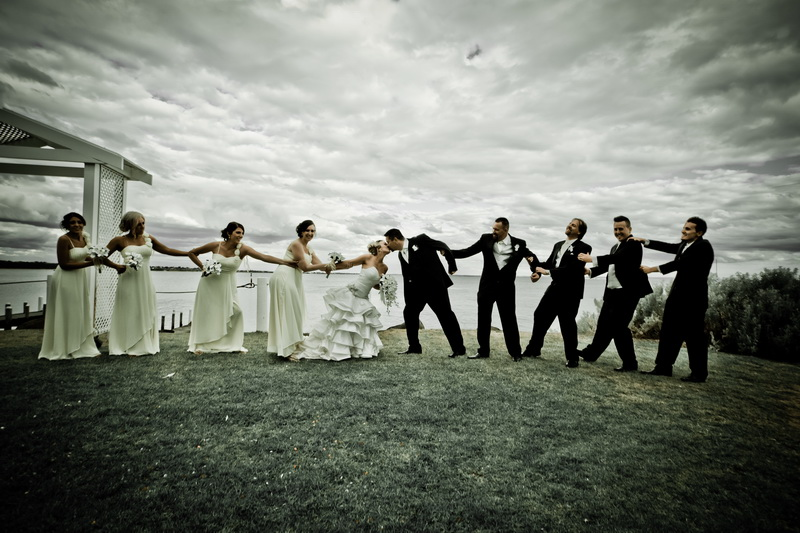 Nova Wedding Photography Melbourne: Chris And Dani Wedding